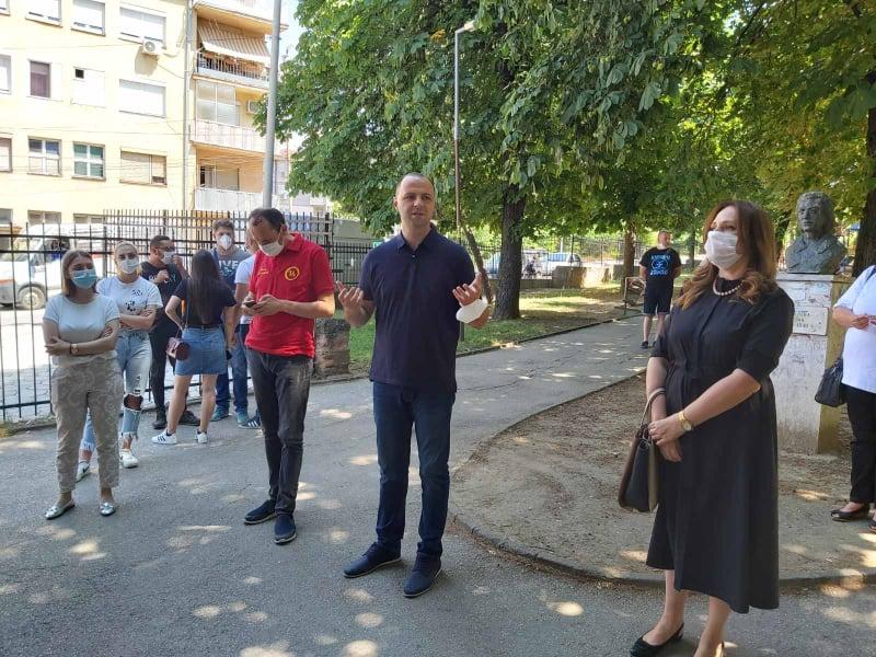 Мисајловски од Куманово: Луѓето велат дека ваква ненародна власт не заслужува никогаш повеќе да ја добие довербата од граѓаните