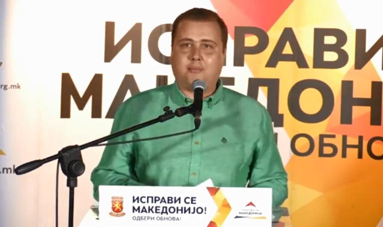 Пренџов: Да си го вратиме достоинство, да ја обновиме економијата, да го обновиме здравството и образованието