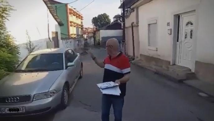 (ВИДЕО) МААК: Кандидатката за пратеник на СДСМ од Неготино си приватизирала цела улица