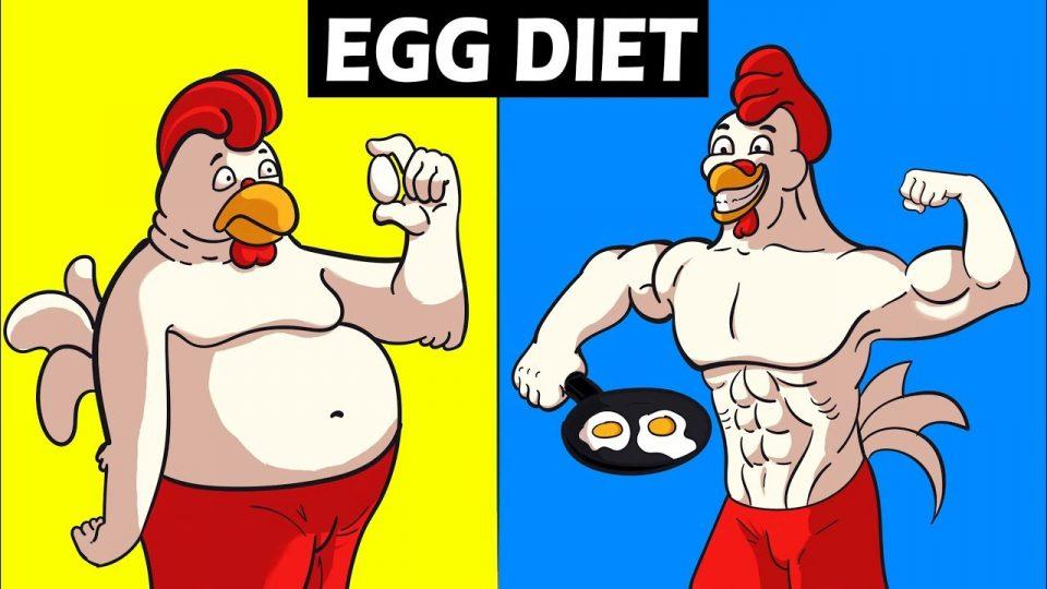Диета со јајца: Дали може да ослабете 4,5 килограми за 7 дена?
