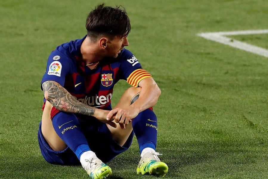 """Меси го знае """"кртот"""" кој ги објави сите детали од неговиот договор со Барселона"""