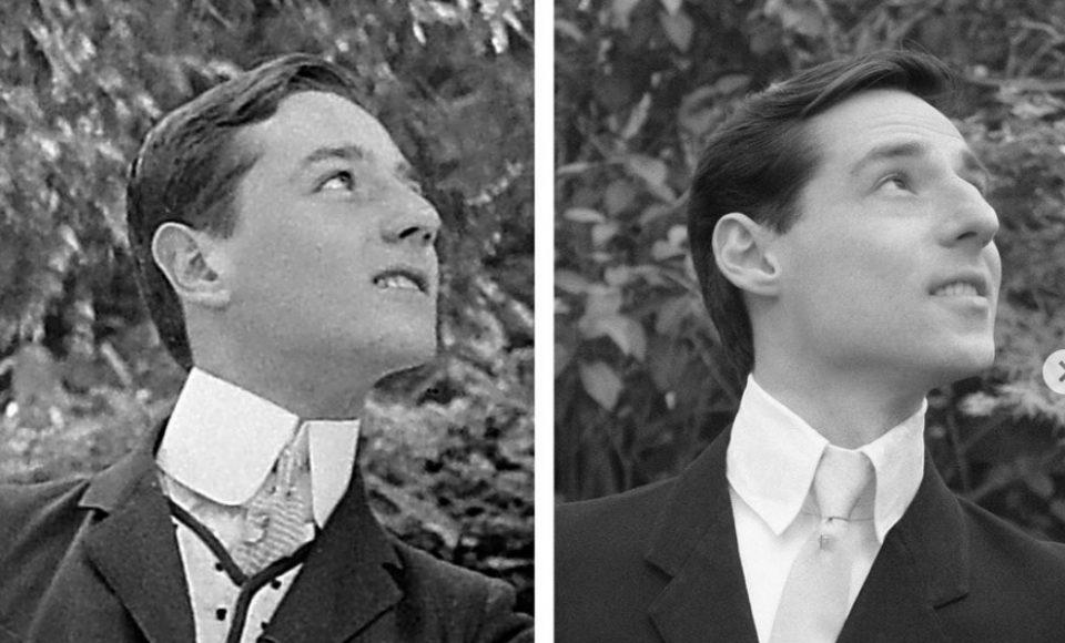 Го најде својот двојник во фотографија стара 115 години: Кога го виде истиот лик, многу работи му станаа јасни (ФОТО)