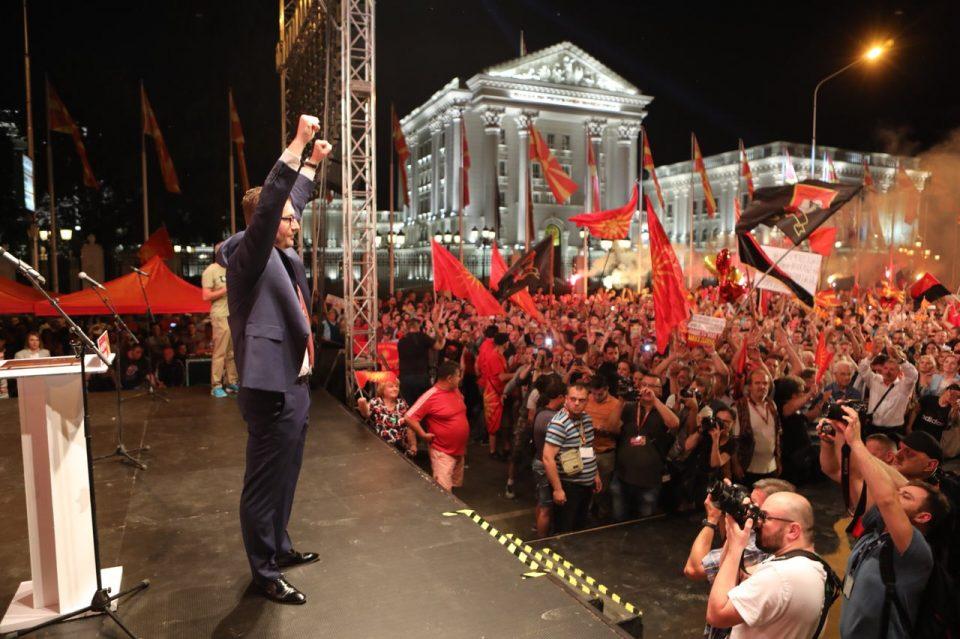 Анкета на БИПС: Победа на ВМРО-ДПМНЕ со 54 пратеници во Собранието