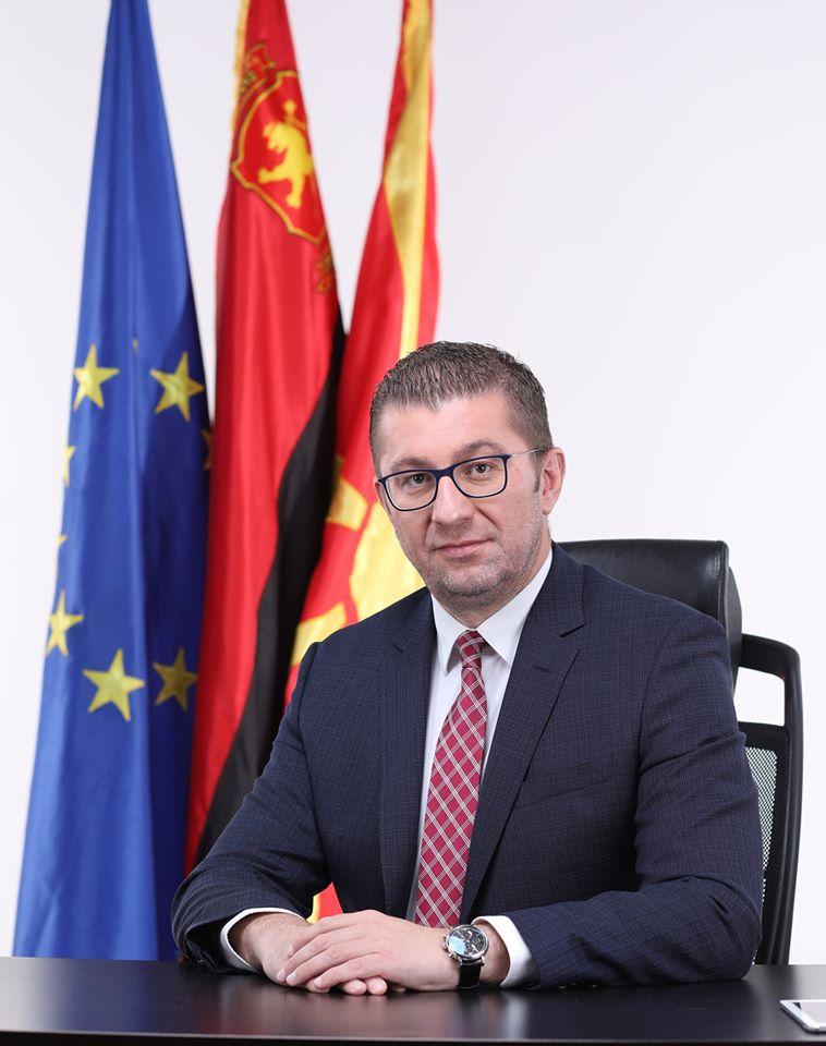 Мицкоски: Нема друга држава каде се турка попис без консезус и со обично диктирање на матични броеви без систем на контрола