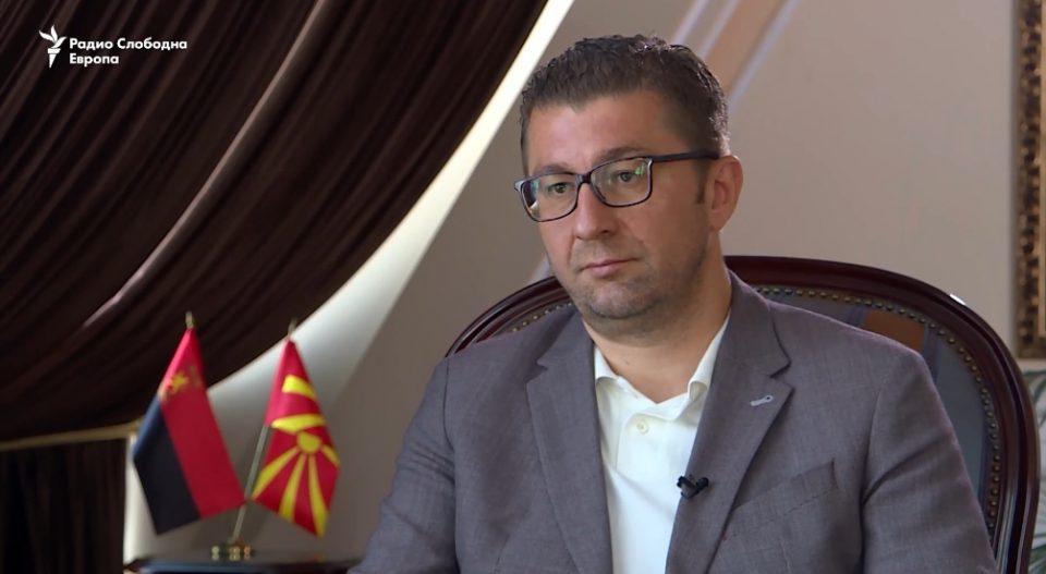 Мицкоски со одговор на нападите од поранешните функционери на ВМРО ДПМНЕ: Тоа е последниот терет од кој се ослободува ВМРО-ДПМНЕ сега тој му припаѓа на Заев со среќа нека му е