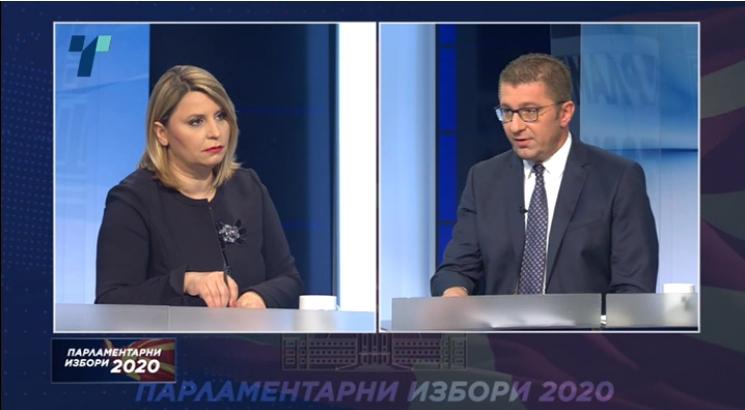 Мицкоски: Албанците исто како и Македонците ги боли криминалот, корупцијата, срамот и сиромаштијата