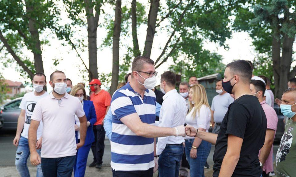 Мицкоски од Василево: СДСМ можеше да го подобри стандардот на граѓаните само требаше малку повеќе да работат наместо да крадат
