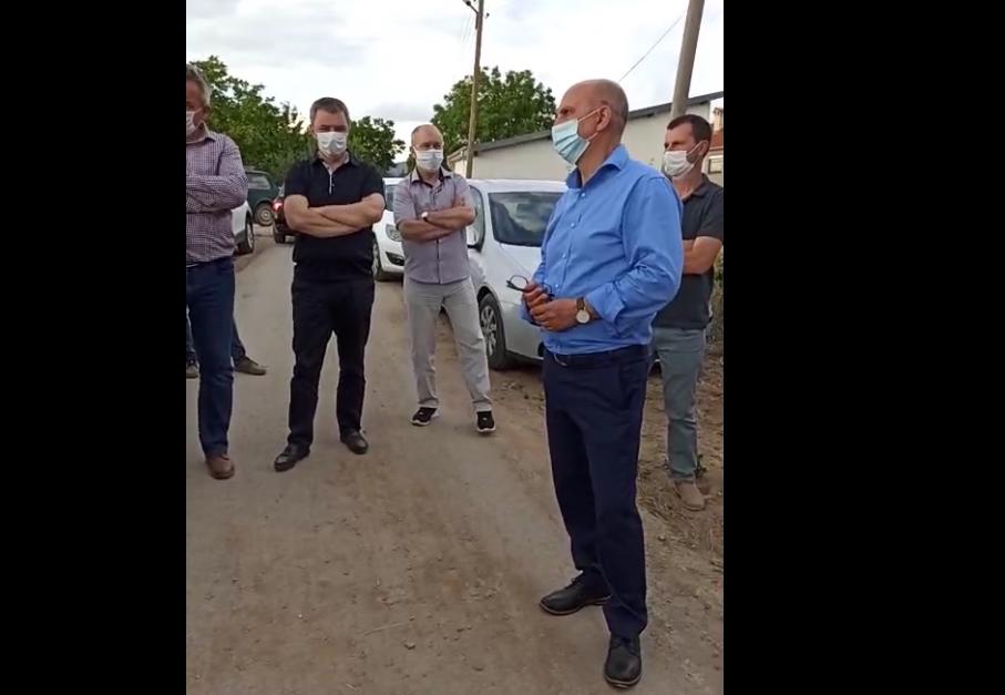 ВО ЖИВО: Проблеми за Трајан Димковски, земјоделците против СДСМ