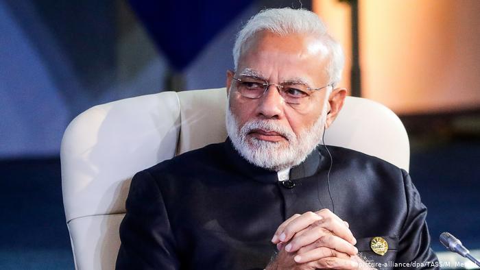Индискиот премиер Моди ја посети областа на индиско-кинеските судири
