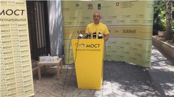 МОСТ ќе ги следи изборите со близу 900 набљудувачи
