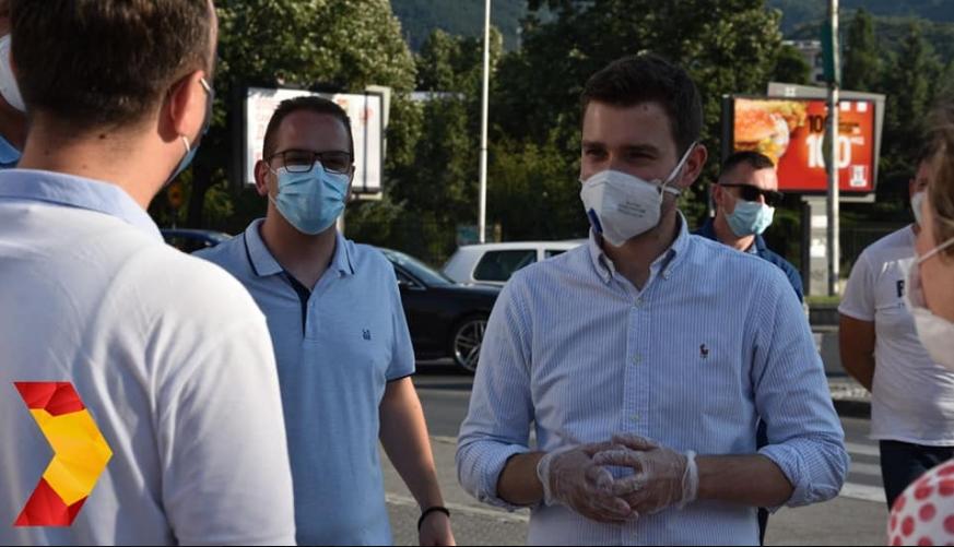 Муцунски: Да ја одбереме обновата, за да ја исправиме Македонија