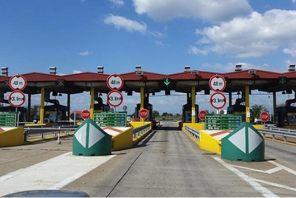 АМСМ известува дека на овие наплатни станици наредната недела ќе се изведуваат градежни активности