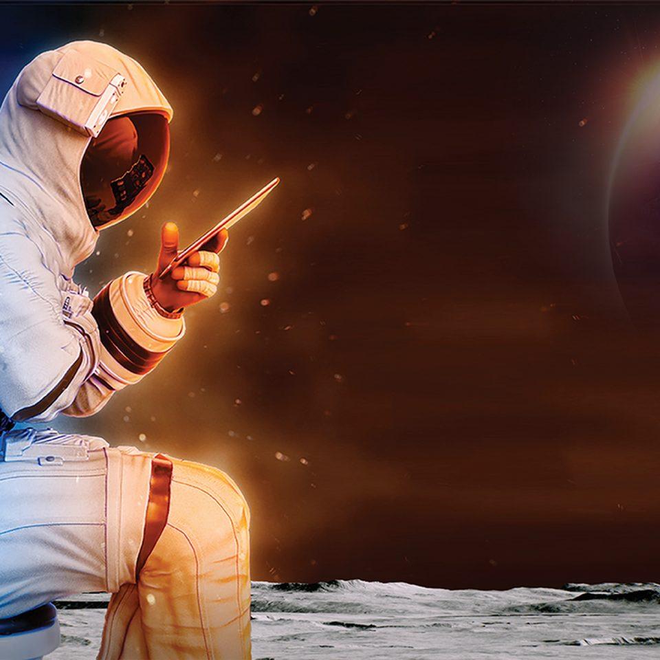 НАСА ќе смислува идеи за астронаутски тоалети на месечината