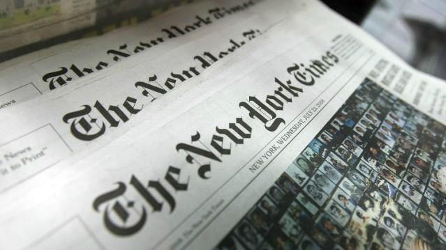 """Кина се соочува со критики откако не му издаде работна дозвола на дописникот на """"Њујорк Тајмс"""""""