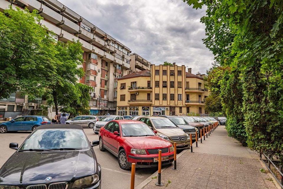Паркингот во Скопје денес е бесплатен