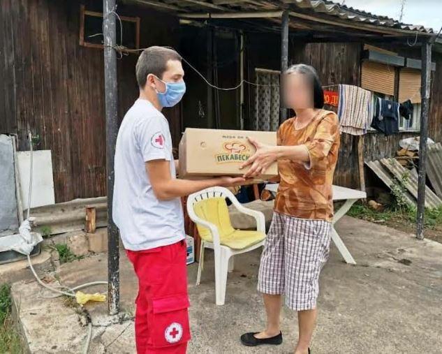 Пекабеско со донација во храна за најпогодените семејства од коронавирусот