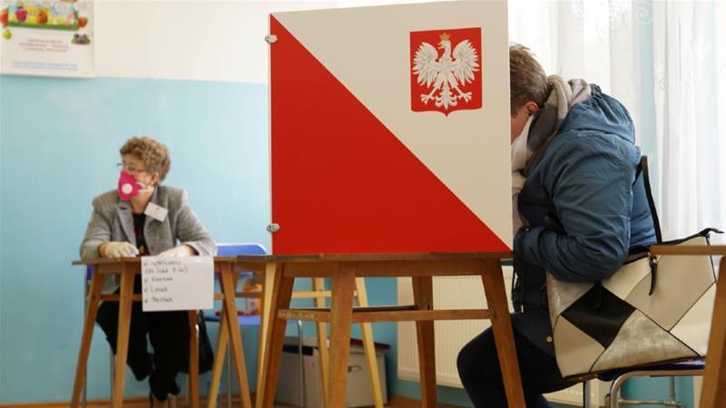 Втор круг претседателски избори во Полска