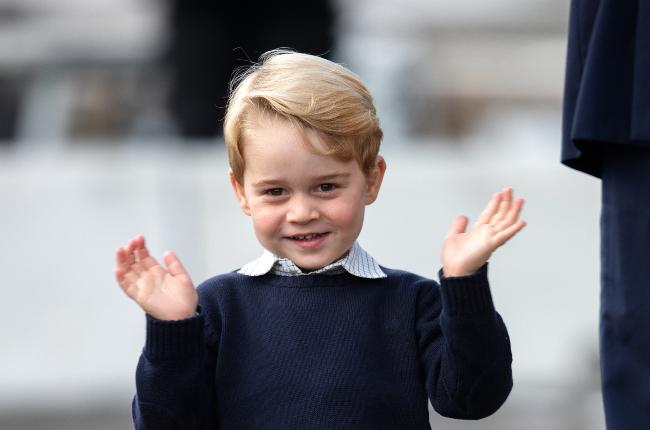 ФОТО: Принцот Џорџ наполни 7 години, ова се сликите кои ги објави Кејт Мидлтон