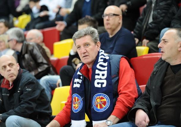 РК Металург во тага: Почина претседателот и најголемиот поддржувач на клубот