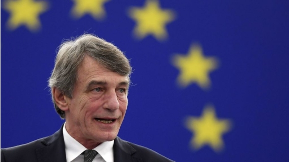Сасоли: Европскиот парламент ќе бара навраќање на буџетските преговори