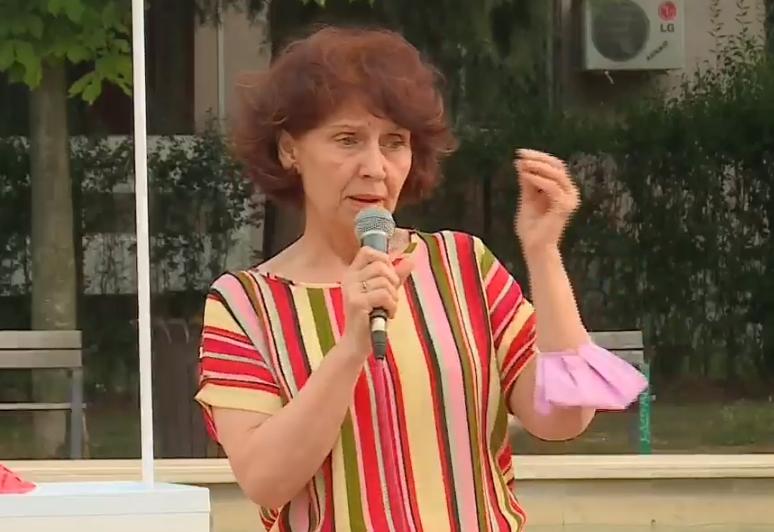 Силјановска Давкова: Се обврзуваме на поддршка на македонските лингвисти и зачувување на македонскиот јазик