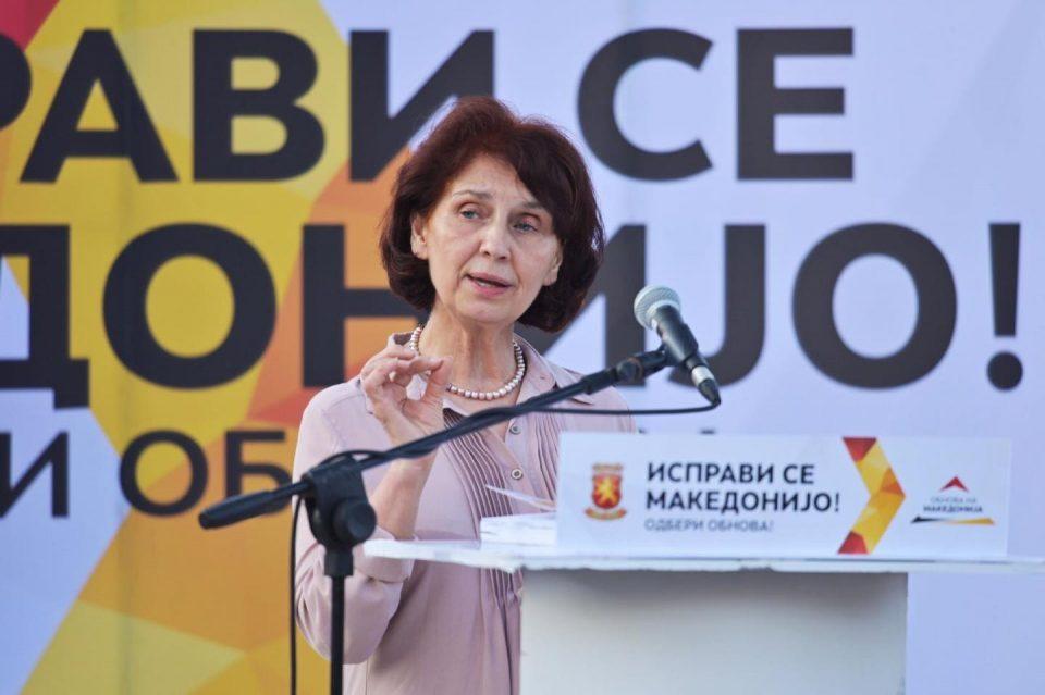 Силјановска од Македонски Брод: Фокусот на обновата ќе биде насочен кон промоција на богатата култура на државата