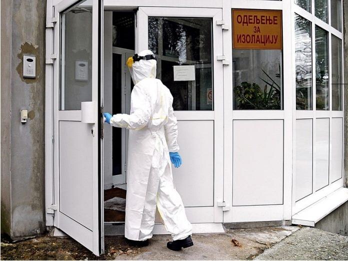 Во Србија уште 272 случаи на коронавирус од 8.626 тестирани