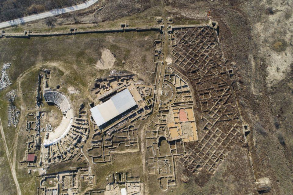 Почнаа археолошките истражувања во Стоби