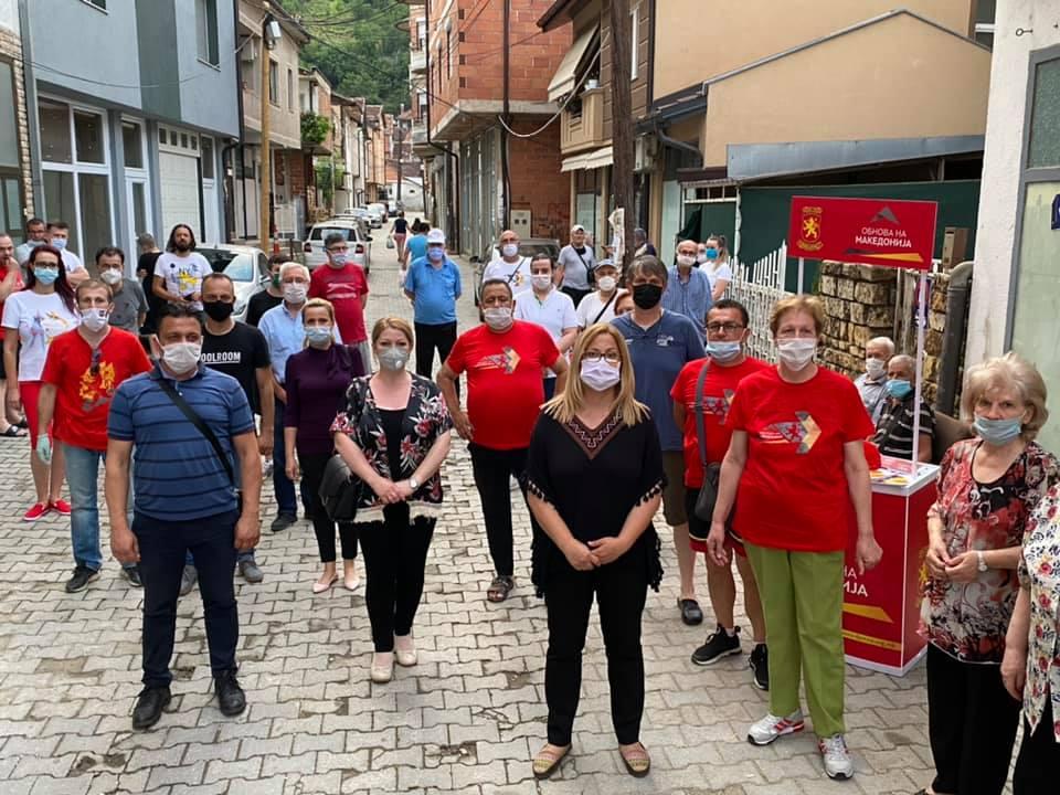 Стојаноска: Ќе изградиме градинки секаде низ Македонија за да им помогнеме на младите родители