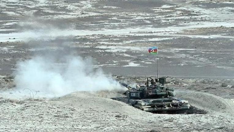 Судири на азербејџанско-ерменската граница
