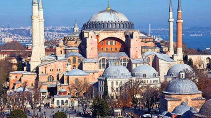 Турскиот Врховен суд најверојатно ќе одобри пренамена на Света Софија