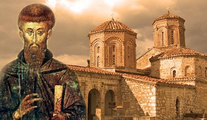 Чудата на Св. Наум Охридски – Исцелител и просветител на македонскиот народ