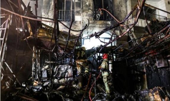 Најмалку 19 загинати при експлозија на гас во болница во Техеран