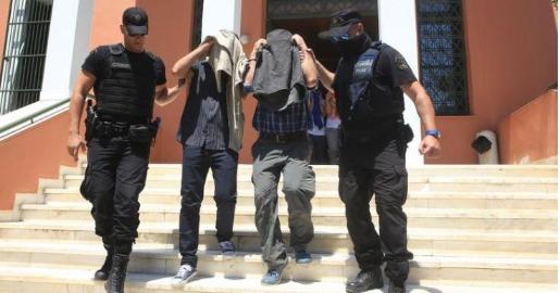 Амбасадата на Турција во Атина бара екстрадиција на турските војници кои добија азил во Грција