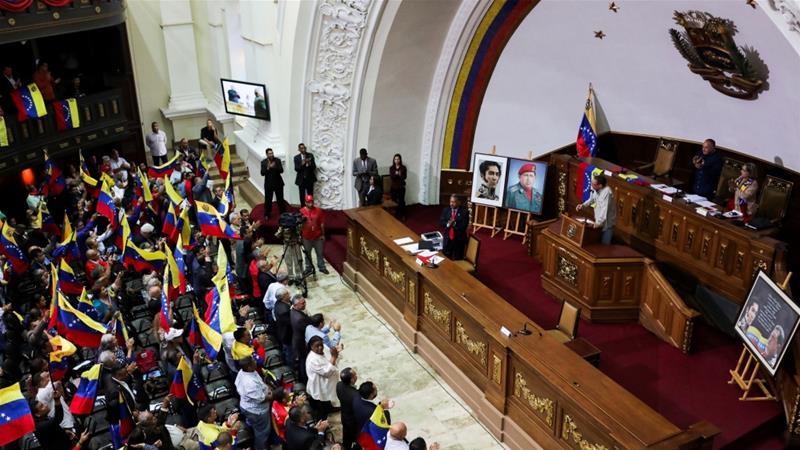 Венецуела ќе го зголеми бројот на пратенички места за две третини до 2026 година