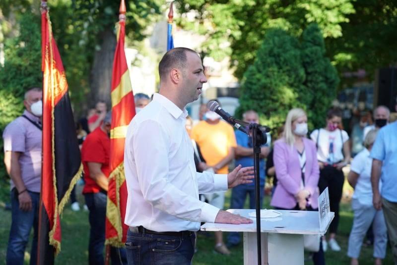 Мисајловски: Нашите деца се иднината на Република Македонија и наша должност е да обезбедиме најдобри услови за тие да останат тука