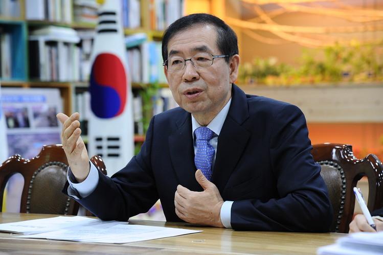 Градоначалникот на Сеул пријавен за исчезнат, полицијата трага по него