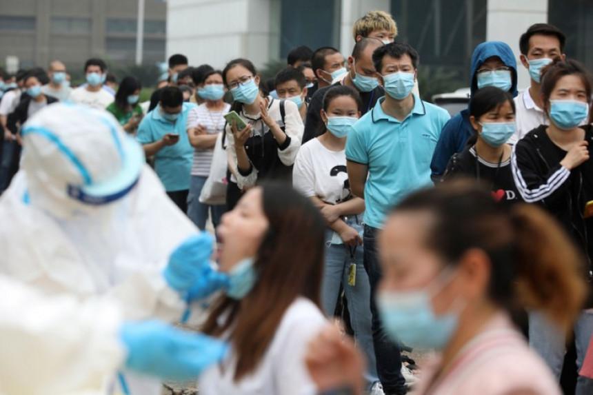 Во Кина регистрирани 17 новозаразени од коронавирус