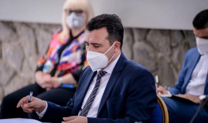 Мицкоски: Заев праќа емисари за поткуп на пратеници и се нудат суми по 6 цифри но без успех