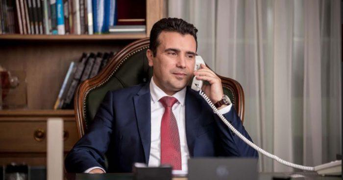 ВИДЕО: Тежок меѓународен блам на Заев, лажеа дека спречиле хибриден напад, а Заев пред пранкери го напаѓа Макрон, затвора аеродром, ќе населува мигранти
