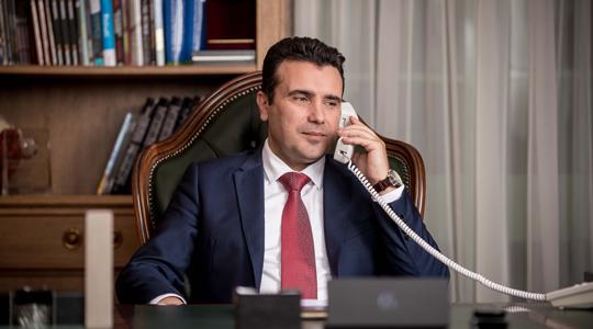 Владата и Заев излажаa дека спречиле хибриден напад