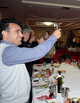 И Ахмети потврди: Заев е алкохоличар