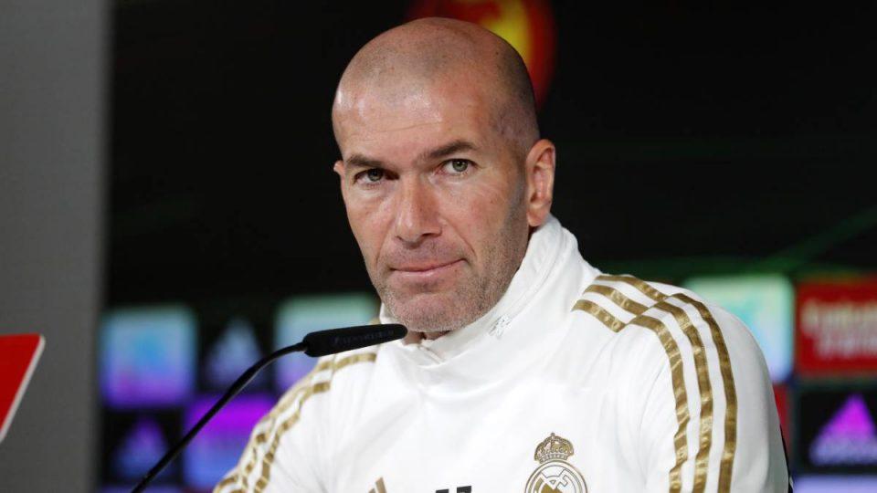 И покрај ремито на домашен терен, Зидан задоволен од играта на Реал