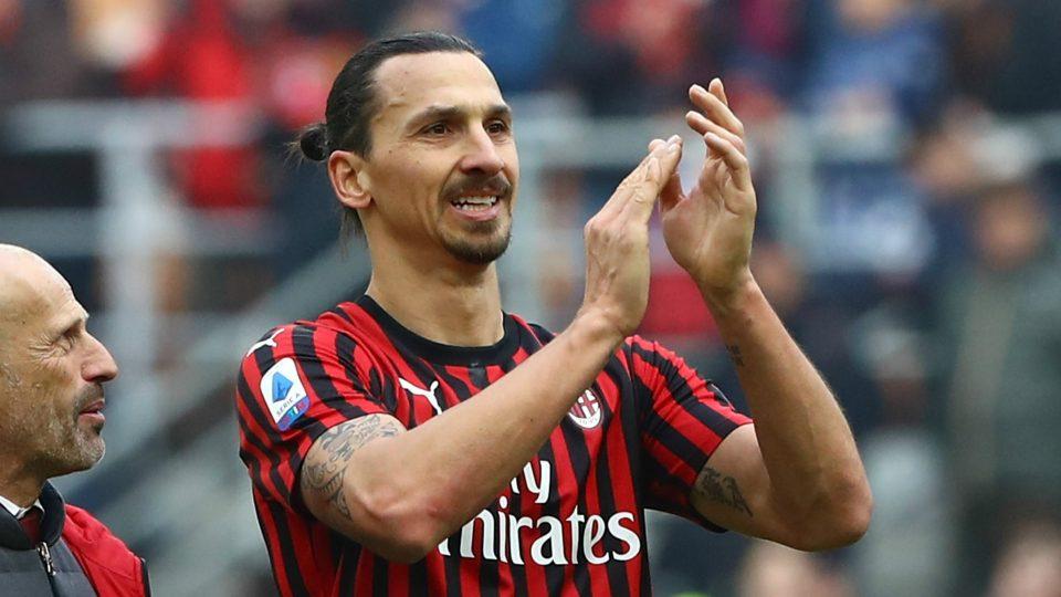 Ибрахимовиќ сака да го продолжи договорот со Милан, уверен е дека тимот ќе влезе во Лигата на шампионите