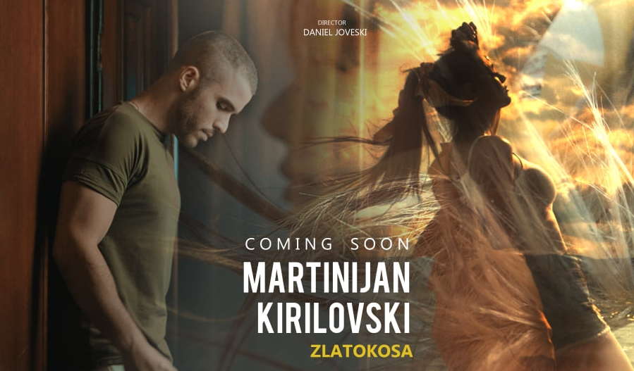 """Мартинијан со """"Златокоса"""" ќе го издаде балканскиот хит за ова лето"""