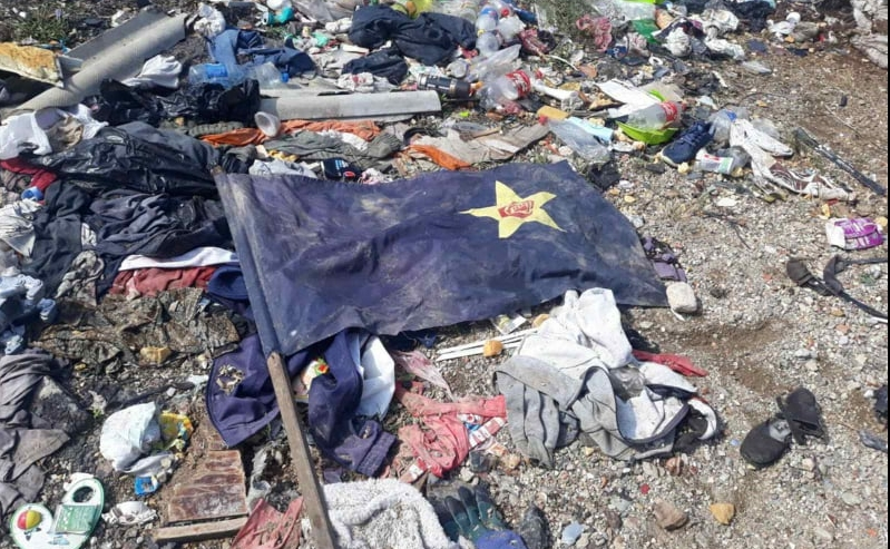 Гори партиското знаме: Се распадна СДСМ во Струмица (ВИДЕО)