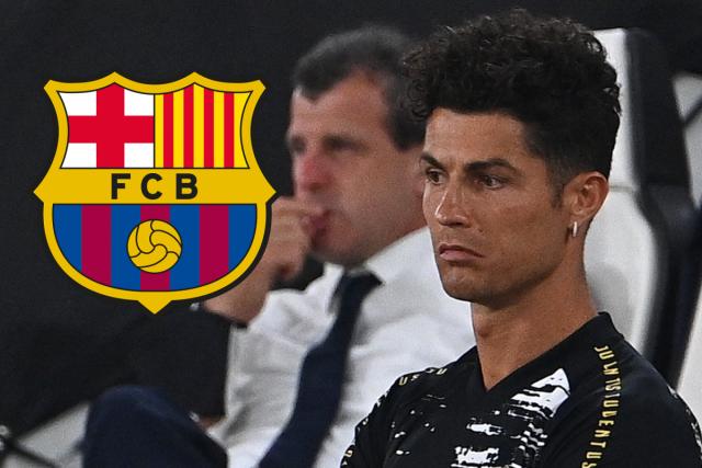 Јувентус ѝ го понудил Роналдо на Барселона!? (ВИДЕО)