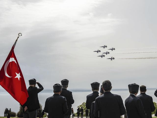Турски авиони ја надлетуваат Грција