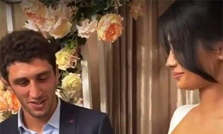 Голем скандал на свадбата на познатиот руски спортист- среде прославата на гостите им пристигнале фотографии од г*лата невеста (ФОТО)