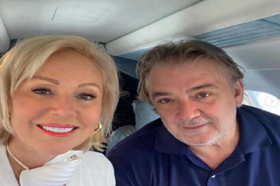 Фотографијата на Брена и Боба од јахта покрена лавина коментари: Сопругот на пејачката непрепознатлив и со рекорден број на килограми
